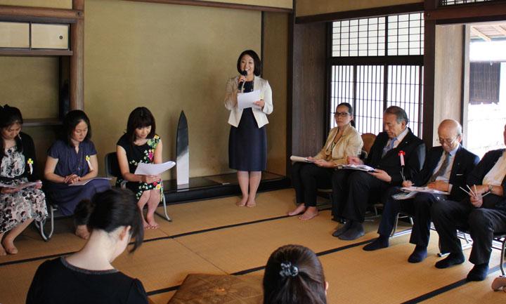 山口県萩産夏みかんブレンドコンペティションで受賞しました