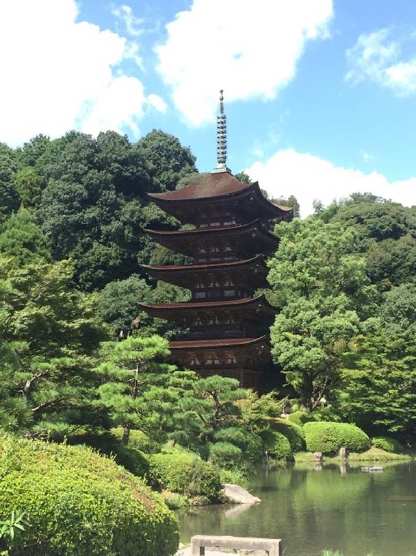 瑠璃光寺のイメージ